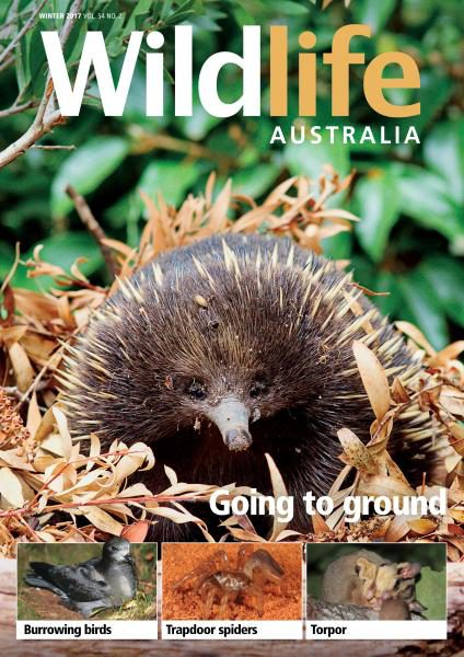 Wildlife Australia — Winter 2017