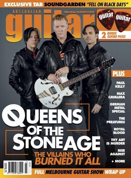 Australian Guitar — Volume 123 2017
