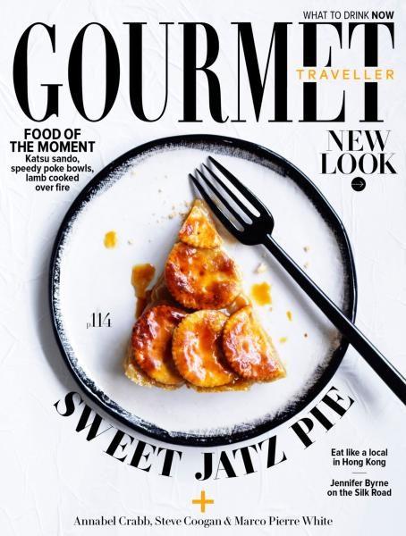 Australian Gourmet Traveller — September 2017