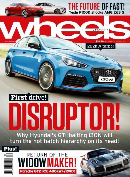 Wheels Australia — July 2017