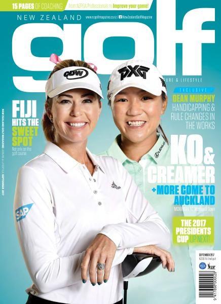 Golf New Zealand — September 2017