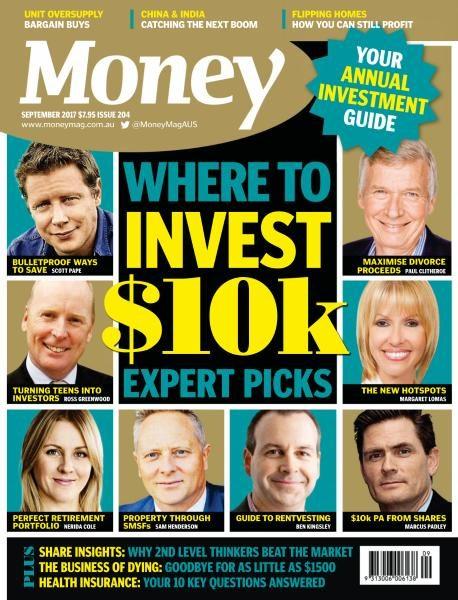 Money Australia — September 2017