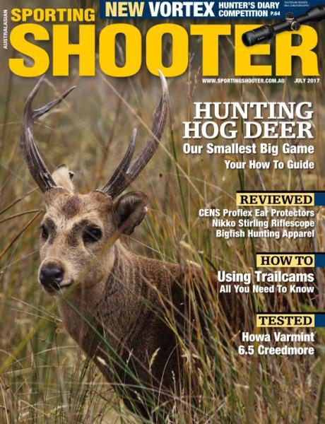 Australasian Sporting Shooter — July 2017