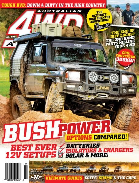 Australian 4WD Action — Issue 270 2017