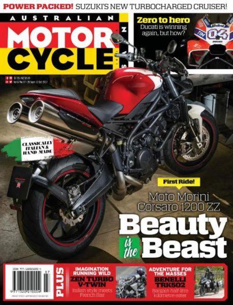 Australian Motorcycle News — September 28, 2017