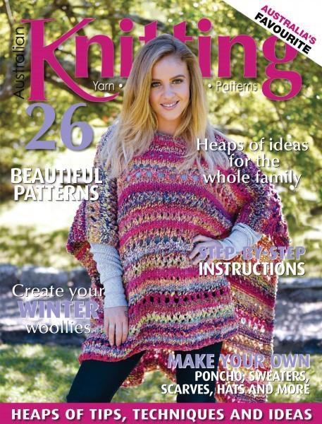 Australian Knitting — Volume 9 Issue 2 2017
