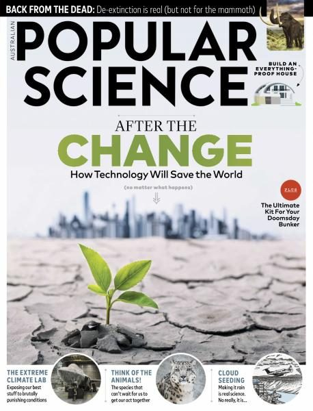 Popular Science Australia — July 2017