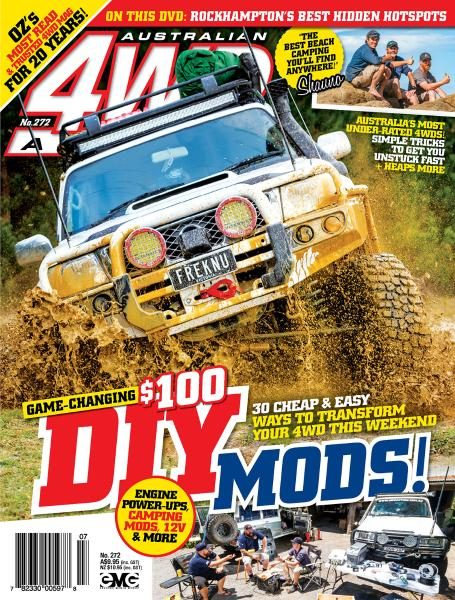 Australian 4WD Action — Issue 272 2017
