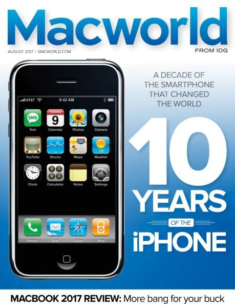 Macworld Australia — August 2017