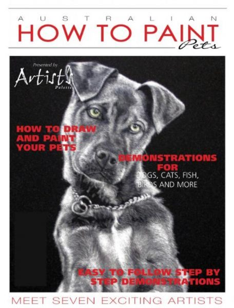 Australian How To Paint — Issue 23 2017