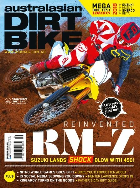 Australasian Dirt Bike — September 2017