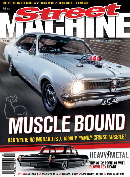 Street Machine Australia — June 2016