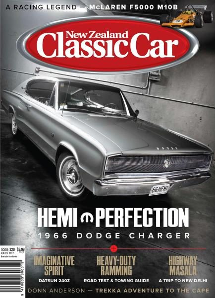 New Zealand Classic Car — Issue 320 — August 2017