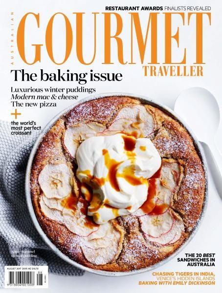 Australian Gourmet Traveller — August 2017