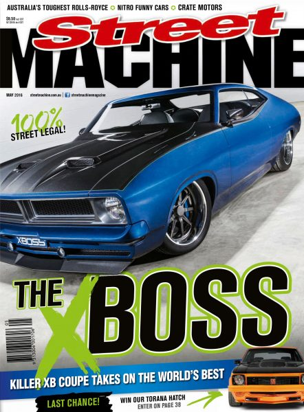 Street Machine Australia — May 2016