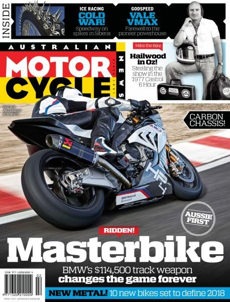 Australian Motorcycle News — July 20, 2017