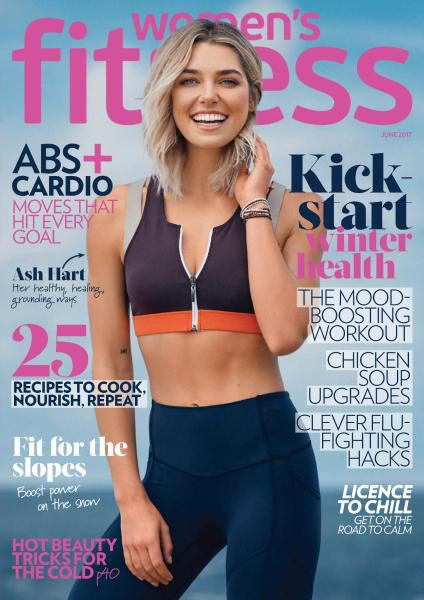 Women's Fitness Australia – June 2017