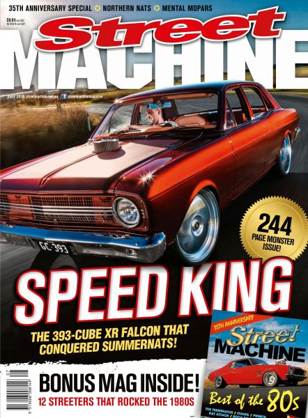 Street Machine Australia — July 2016
