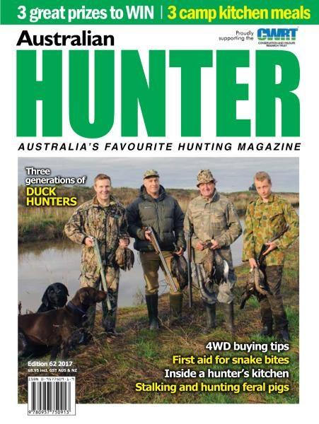 Australian Hunter — Edition 62 2017