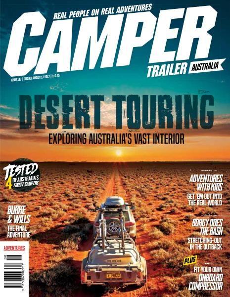 Camper Trailer Australia — Issue 117 2017