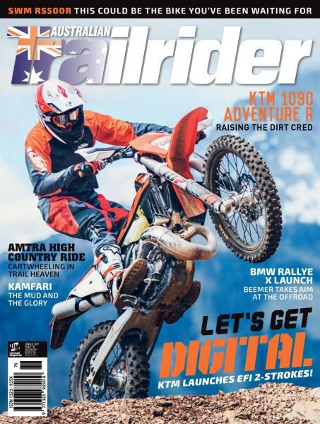 Australian Trailrider — June-July 2017