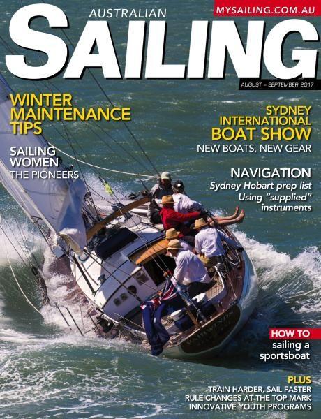Australian Sailing — August-September 2017