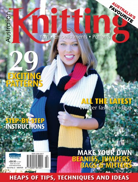 Australian Knitting — July 2014