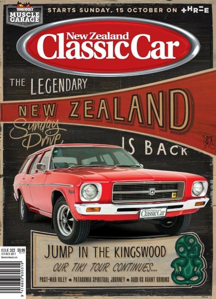 New Zealand Classic Car — Issue 322 — October 2017