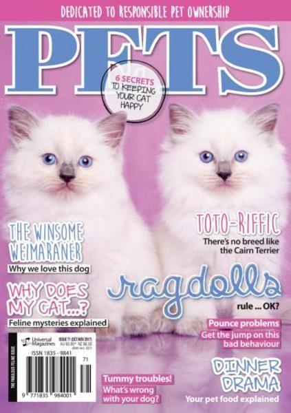 Pets Australia — October-November 2017