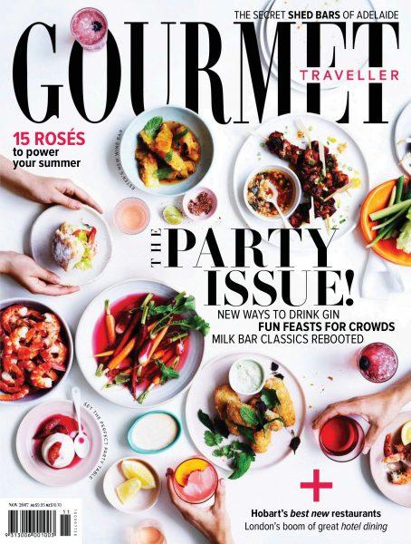 Australian Gourmet Traveller — November 2017