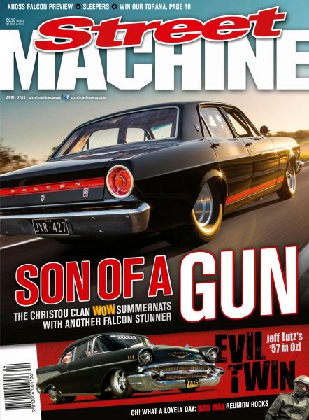 Street Machine Australia — April 2016