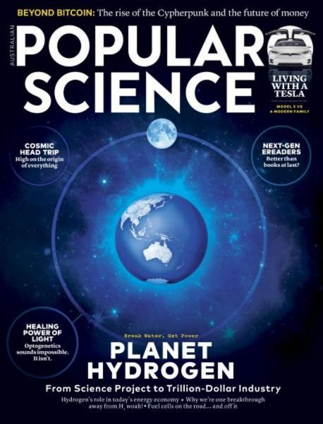 Popular Science Australia — October 2017