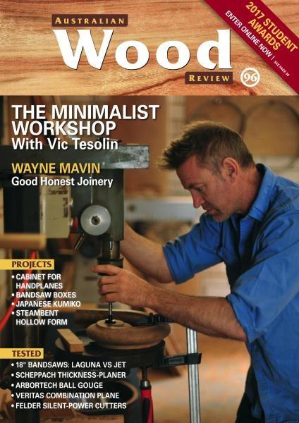 Australian Wood Review — Issue 96 — September 2017