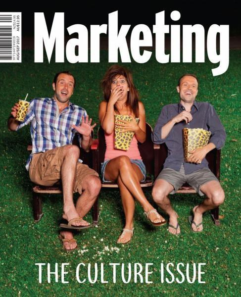 Marketing Australia — August-September 2017