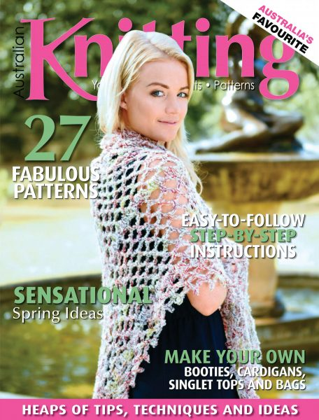 Australian Knitting — July 2016