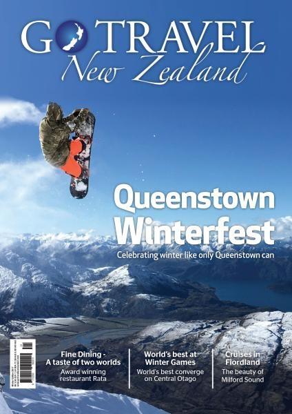 Go Travel New Zealand — Winter 2017