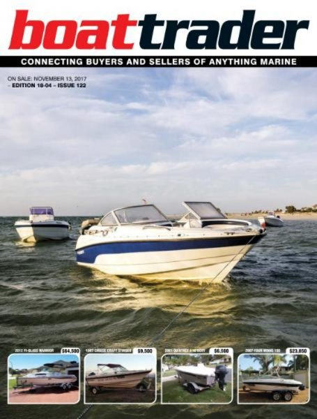Boat Trader Australia — November 13, 2017