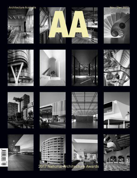 Architecture Australia — November 01, 2017