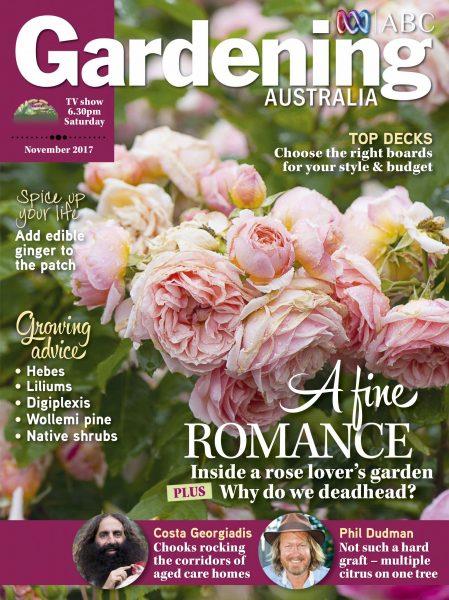 Gardening Australia — November 2017