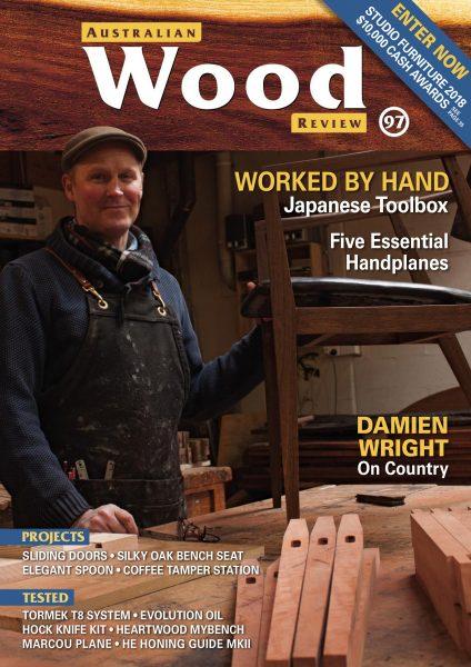 Australian Wood Review — November 2017