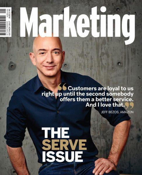 Marketing Australia — October-November 2017