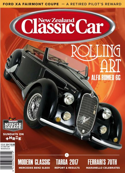 New Zealand Classic Car — December 2017