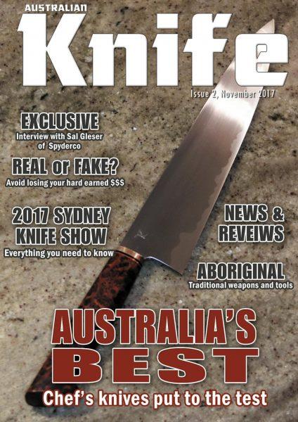 Australian Knife — November 2017
