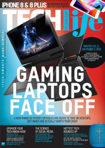 TechLife Australia — December 2017