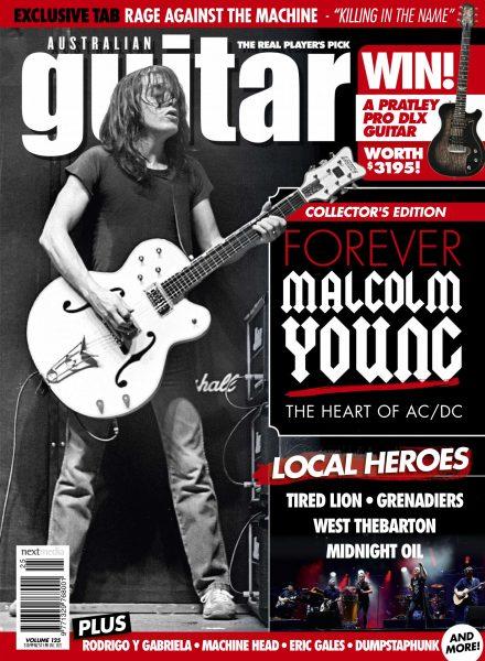 Australian Guitar — December 12, 2017