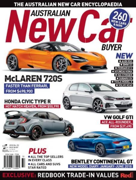 Australian New Car Buyer — December 2017