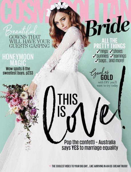 Cosmopolitan Bride Australia — January 2018
