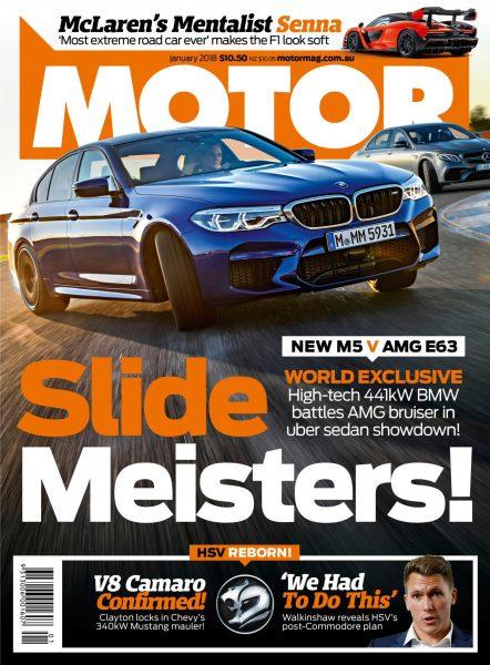 Motor Australia — January 2018
