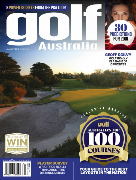 Golf Australia — January 2018