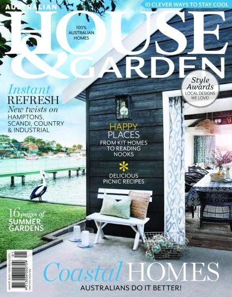 Australian House & Garden — January 2018